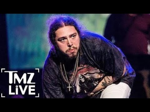 Post Malone On New Rappers | TMZ Live