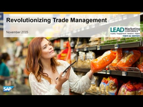 Revolutionizing Trade Management with Customer Business Planning