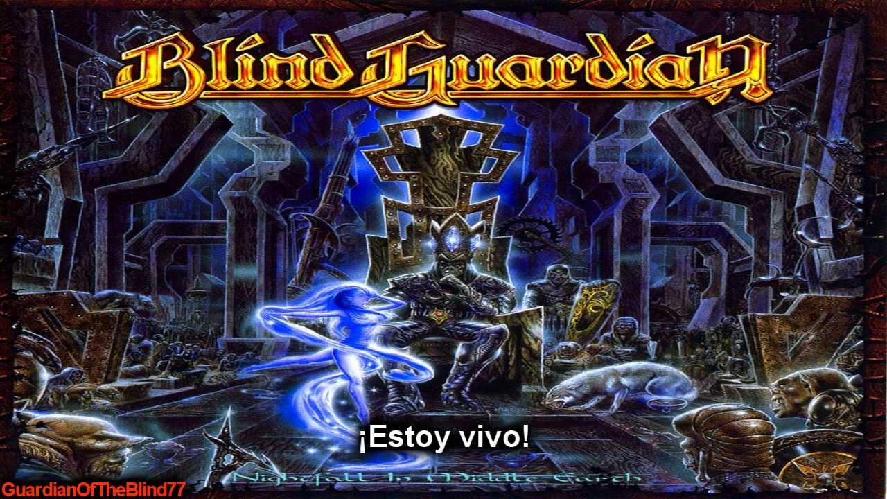 blind guardian the curse of f anor sub espa ol youtube. Black Bedroom Furniture Sets. Home Design Ideas