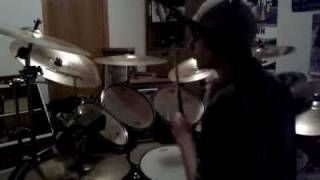 Download cKy - Sink into the Underground Drum Cover Spacolie716 MP3 song and Music Video