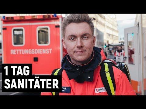 Sanitäter im Einsatz: Alkohol, Blut und Kamelle im Karneval