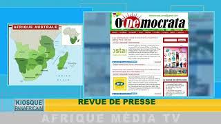 KIOSQUE PANAFRICAIN DU 11 02    2020