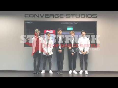 ||Starstruck K-Pop Dance Battle - Auditions|| - Boys Be