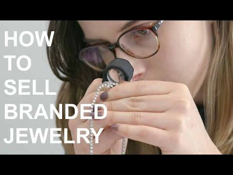 How to Sell Tiffany, Cartier & Other Branded Jewelry Online