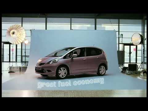 2009 Honda Jazz Promo Video