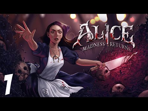 DRINK ME | Alice: Madness Returns | 01