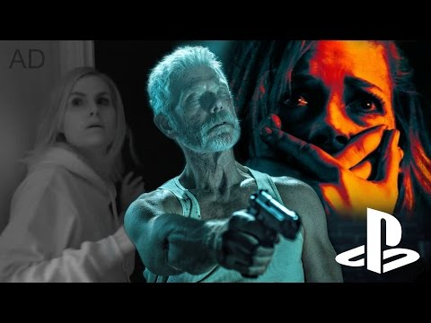 IF DON'T BREATHE WAS A VIDEO GAME