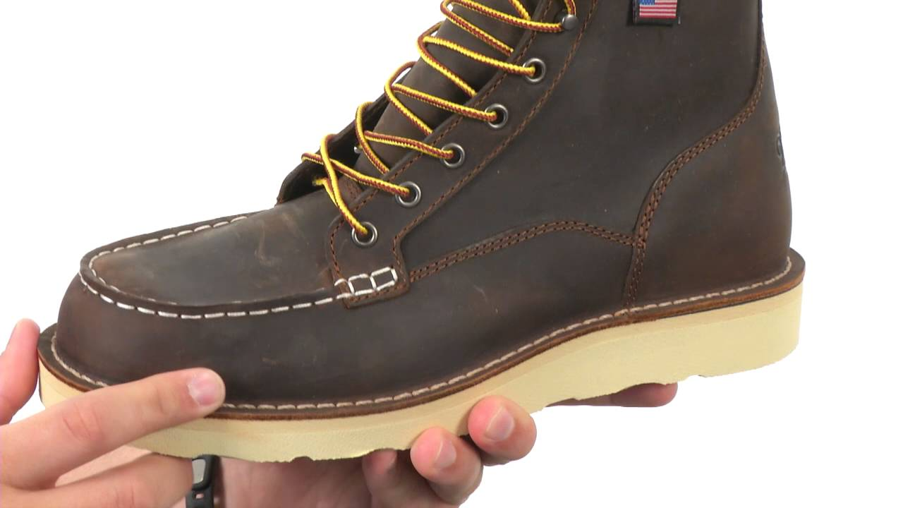 Danner Bull Run Moc Toe 6 Quot Sku 8589874 Youtube