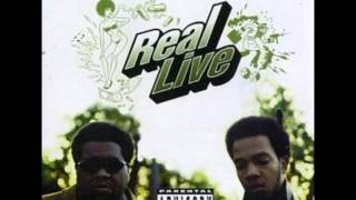 Real Live - Crime Is Money
