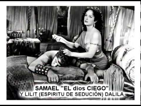 SAMAEL Y LILIT LOS PROCREADORES DE LA SIMIENTE MALDITA