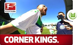 VfL Wolfsburg - Corner Kings