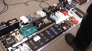 Here is a giant studio board finished this week featuring the RJM P...