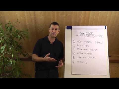 Proven classroom management tips & strategies.wmv