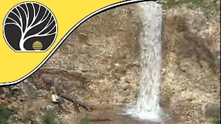 Model and Place Waterfalls  | Woodland Scenics | Model Scenery