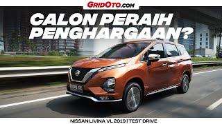 Nissan Livina VL 2019 | Test Drive | GridOto