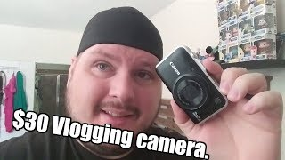 Pawn shop find | Canon SX230 | Day in the life video test