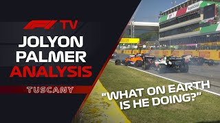 Mugello Restart Madness | Jolyon Palmer Analysis | 2020 Tuscan Grand Prix