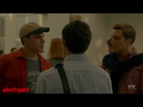 American Crime Story, Versace 2x05- David And Jeff Meet Andrew At The Airport (HQ)