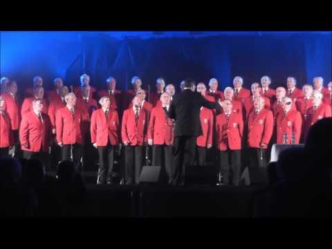 Tredegar Orpheus Male Voice Choir.