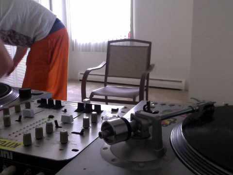 August 26th 2013 Vinyl Hip Hop Mix - Big Sherm
