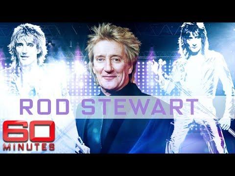 Rock Icon Rod Stewart   60 Minutes Australia