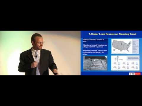 Vaccine development: Human factors engineering- Dr Justin Wright