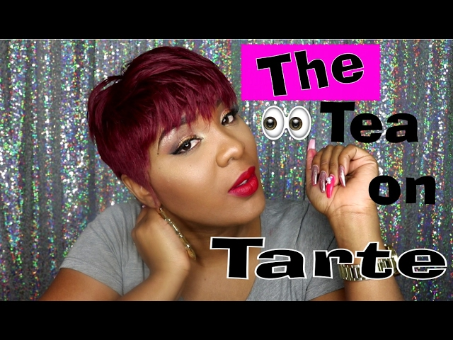 Tartiest Lip Paint by Tarte Swatches