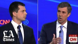 Democratic presidential debate highlights