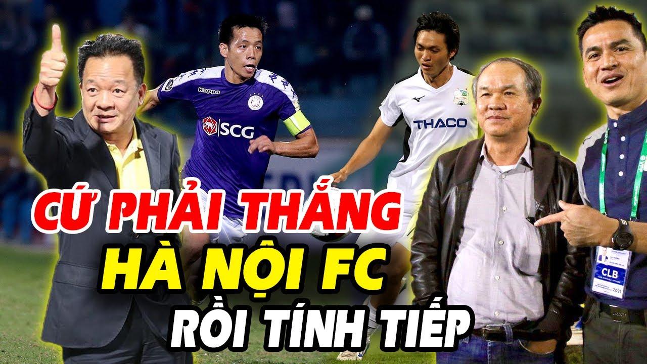 🔥Mang khí chất nhà vô địch, thầy trò HLV Kiatisuk có bí quyết hạ đẹp Hà Nội FC?
