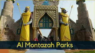 Visit Al Montazah Parks - Best Amusement and Water Park in Sharjah