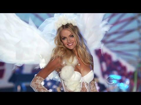 Lindsay Ellingson Victoria's Secret Runway Walk Compilation 2007-2014 HD