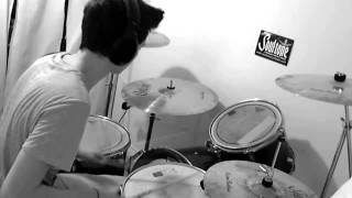 One Direction- One Way Or Another (Drum Cover)