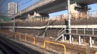【HD車窓】 東武100系 スペーシアきぬがわ/新宿→鬼怒川温泉