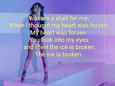 Akcent feat  Lidia Buble   Serai HD Lyrics video