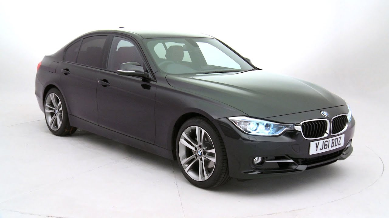 2012 BMW 3 Series Saloon - What Car? - YouTube