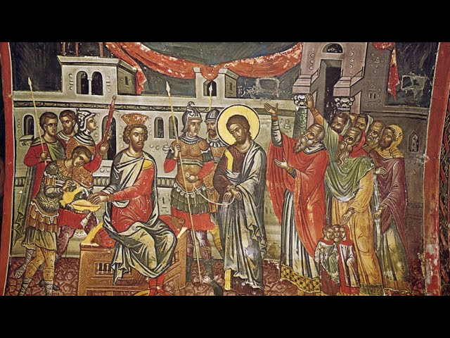 Matins for Great and Holy Thursday, April 9, 2020