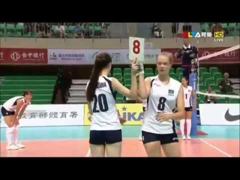 Atlet Cantik Sabina Altynbekova Hebohkan Media Sosial