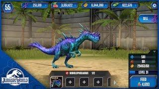 Jurassic World The Game Vidmoon