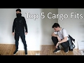 Top 5 Outfits With Cargos