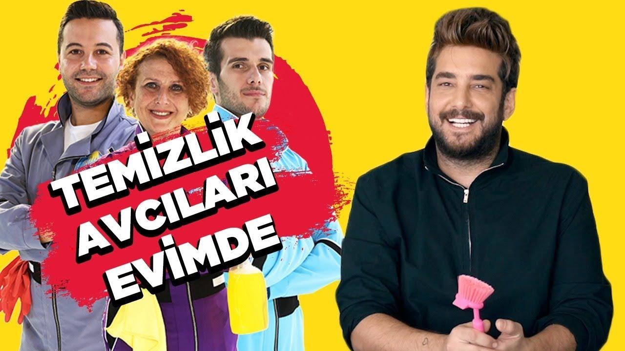 TEMİZLİK BENİM İŞİM KADİR'İ BİR DE KARDEŞİNDEN DİNLEYİN! | Ev Ziyaretleri