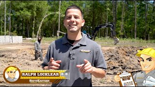 👷🏻♂️House Footers: How to ⛏Dig Footers & What to do if you encounter water while digging Footers