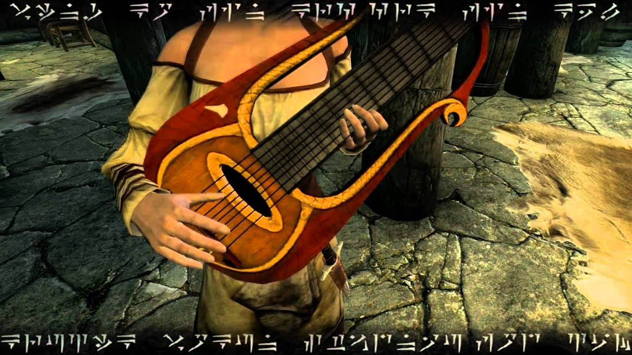 The Dragonborn Comes New Verses Performed By Erutan