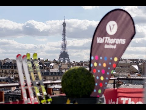 Val Thorens à Paris - In Paris