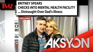 Britney Spears, nagpa-admit sa mental facility