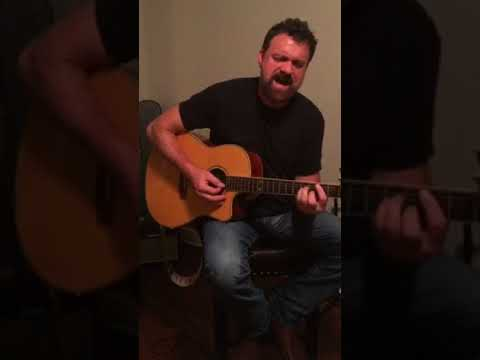 Folded Flag (Aaron Lewis Cover)