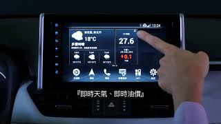 全新Rav4 搭載4G智能導航第七篇-愛車秘書功能說明01