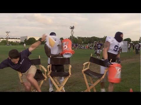 Rams interview prank FAIL