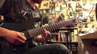 Trivium - Strife Guitar Solo