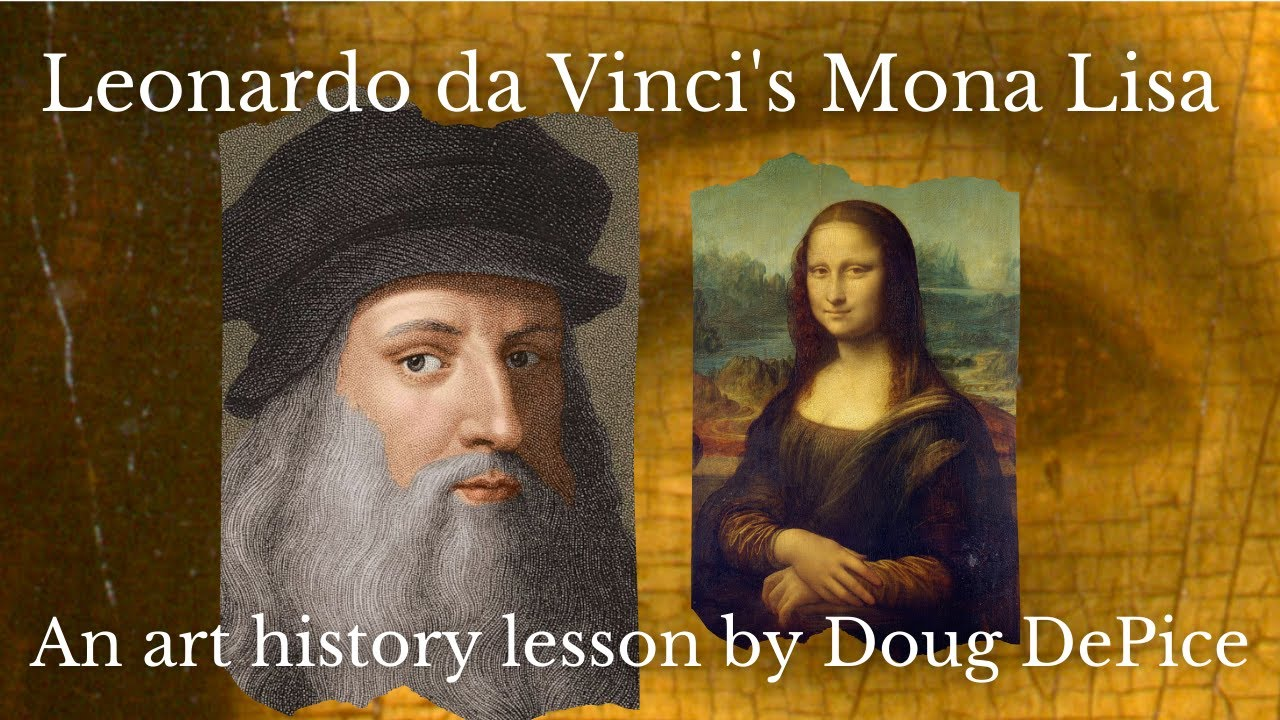Art History with Doug DePice: Lesson #1