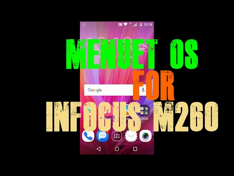 [PC OS] How To Emulate Menuet OS in Infocus M260